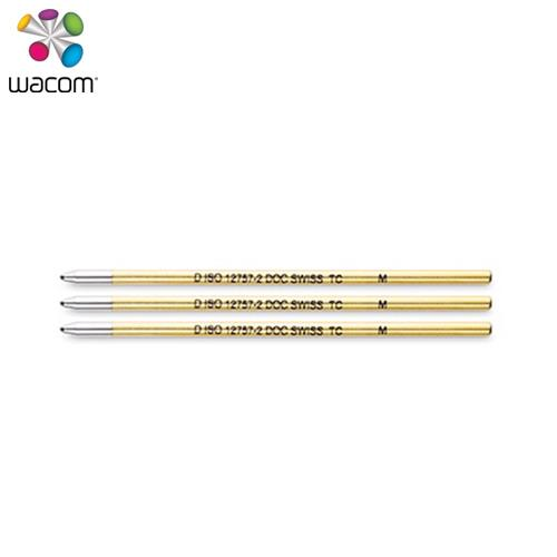 Wacom Bamboo Spark / Slate 墨水筆尖(黑)-3入