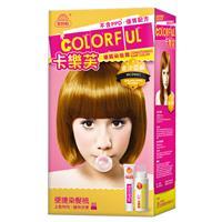 卡樂芙優質染髮霜-金沙亞麻(含A/B劑