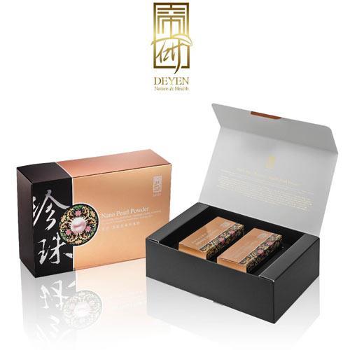 【DEYEN帝研】100%頂級奈米珍珠粉(30入裝)【狂降72折!內用外敷美麗迎新年】
