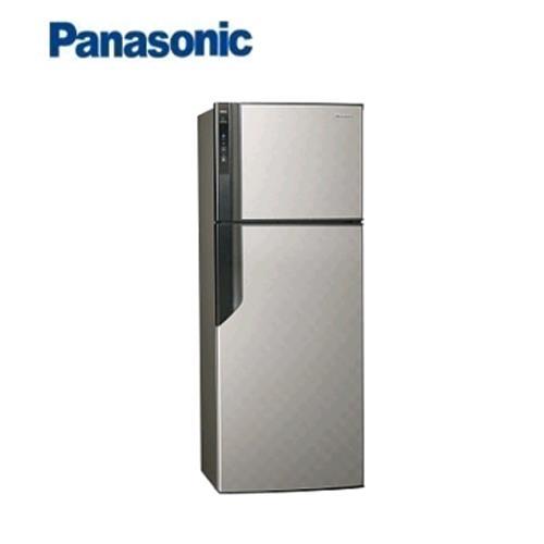 Panasonic 485L 2門電冰箱 NR-B489GV-S(銀河灰) 【現省2千 送炒鍋含運+送基裝+回收舊機】