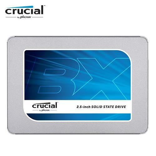 美光 BX300 120GB 2.5吋 SATA3 SSD固態硬碟
