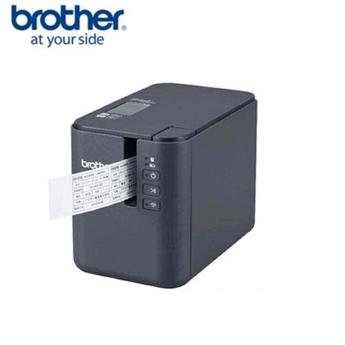 Brother PT-P950NW 物流/醫療適用標籤列印機