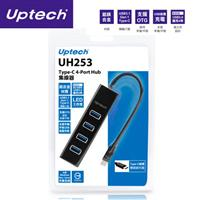 Uptech UH253 Type-C 4-Port Hub集線器