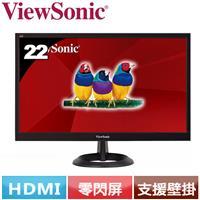 R1【福利品】ViewSonic優派 22型節能護眼螢幕 VA2261h-8