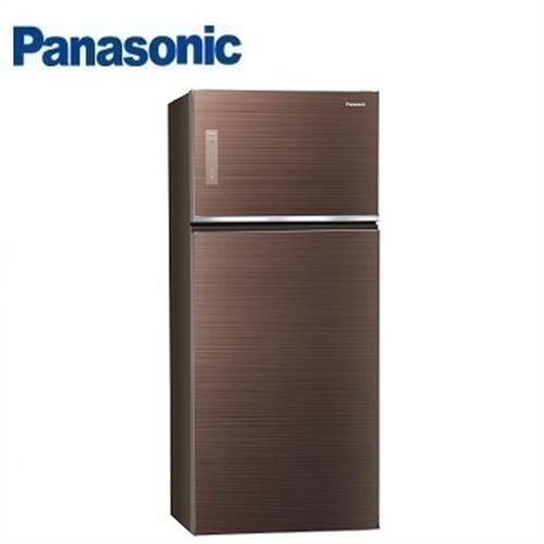 PANASONIC 國際牌579公升 NR-B589TG-N 2門全平面無邊框玻璃電冰箱(翡翠棕)【送千元商品卡+基本安裝】