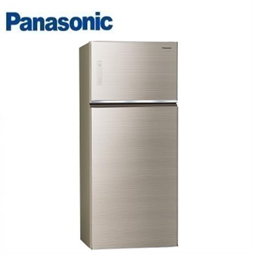 PANASONIC 國際牌579公升 NR-B589TG-N 2門全平面無邊框玻璃電冰箱(翡翠金) 【送千元商品卡+基本安裝】