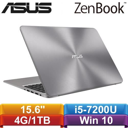 【福利品】ASUS華碩 ZenBook UX510UX-0091A7200U