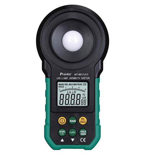 Pro'sKit 照度計測試LED使用  MT-4617LED