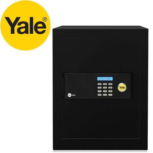 【Yale】耶魯 YSB/400/EB1 通用防盗型保險箱 YSB400 (文件型/大)