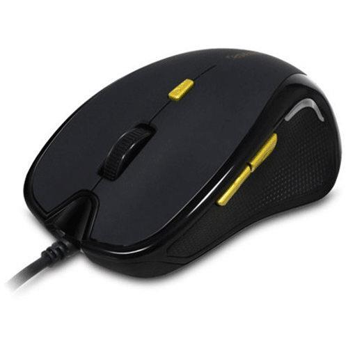 Esense 597 USB光學滑鼠 黑