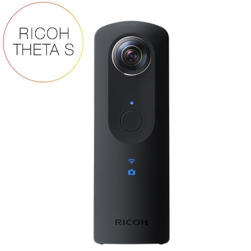 【尾盤出清】RICOH THETA S 360°環景夜拍神器