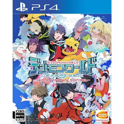 【客訂品】PS4遊戲《數碼寶貝世界:新秩序》中文版