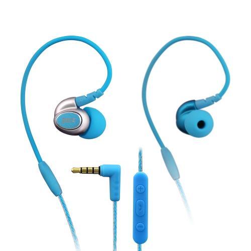 INTOPIC 多功能舒適型耳機麥克風 藍色 JAZZ-I80-BL