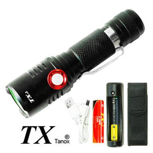 TX特林 美國CREE L2超強亮智能2代手電筒(T-U150-L2)