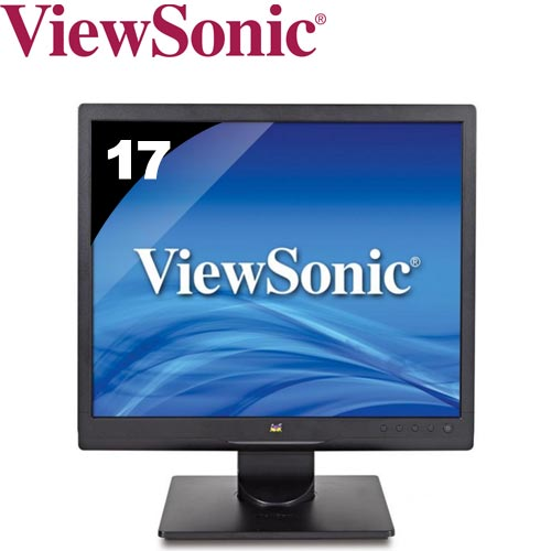 R1【福利品】ViewSonic優派 17型 5:4 商業液晶螢幕 VA708A