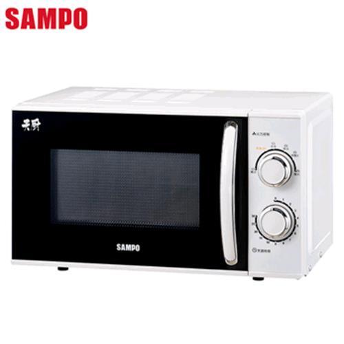 SAMPO 聲寶 20L機械式微波爐 RE-N620TR
