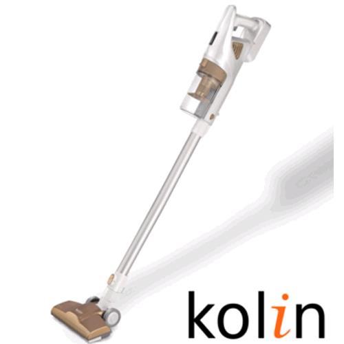 KOLIN 歌林手持式無線旋風吸塵器 KTC-MNR1130