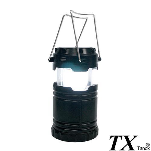 【三入組】特林TX SUN-G-85 潘朵拉寶盒太陽能露營燈