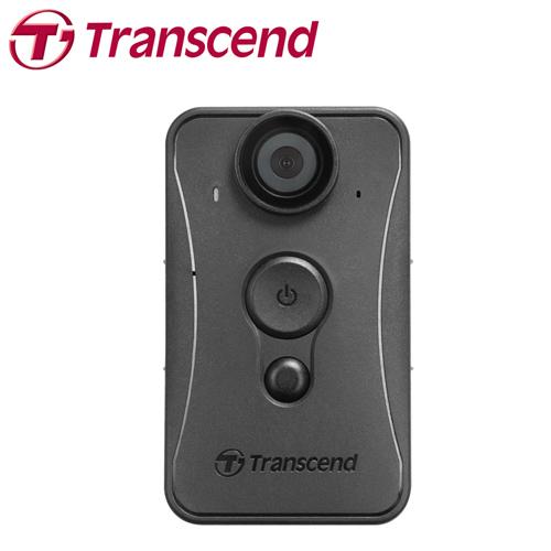 Transcend 創見 DrivePro Body 20 穿戴式攝影機(內建32G) 【送打氣機+美膚皂+硬殼包】
