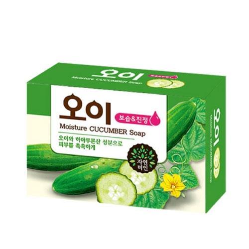 韓國 MKH無窮花-小黃瓜保濕美肌皂 100g1入
