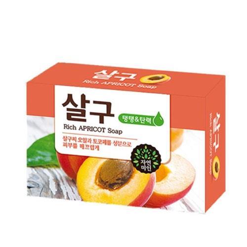 韓國 MKH無窮花-杏��保濕美肌皂 100g 1入