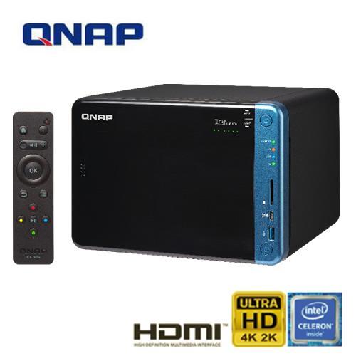 【綠蔭-免運】QNAP TS-653B-8G 網路儲存伺服器