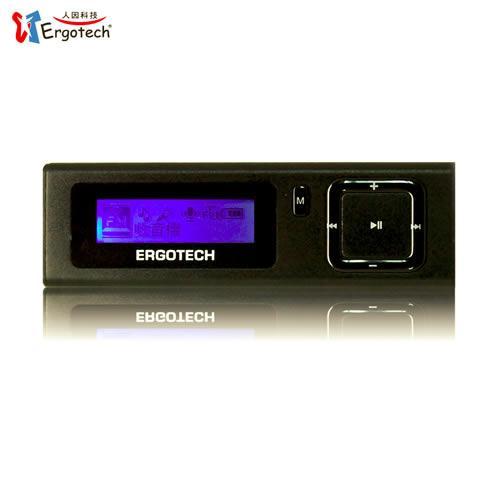 人因 UL450CK 8G Hi~Fi級高解析音樂播放器 黑色