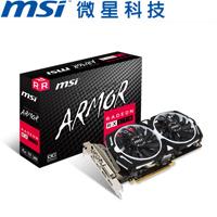 MSI微星 Radeon RX 570 ARMOR 4G OC (Gaming虎) 顯示卡