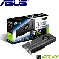 ASUS華碩 GeForce TURBO-GTX1080-8G 顯示卡