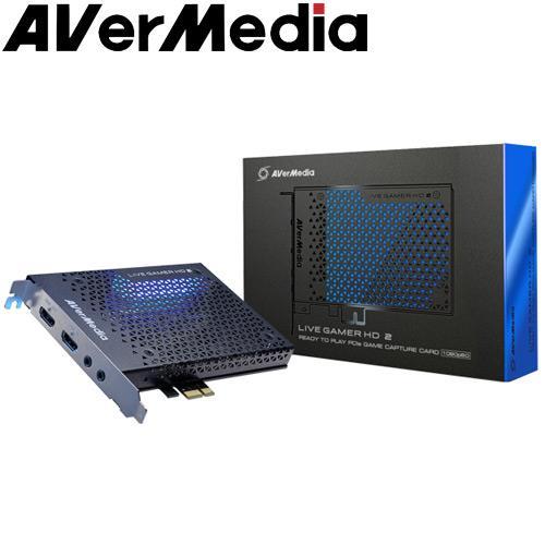 【AVerMedia 圓剛】LGHD2遊戲直播擷取卡GC570