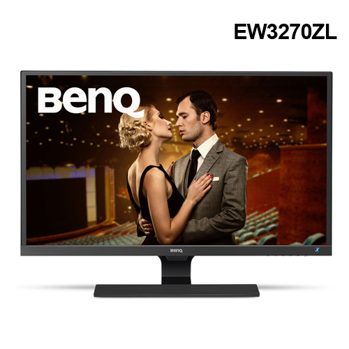 BenQ EW3270ZL 32型智慧感光護眼液晶螢幕【少量庫存】