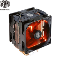 Cooler Master HYPER 212 LED TURBO CPU散熱器 (黑色上蓋)