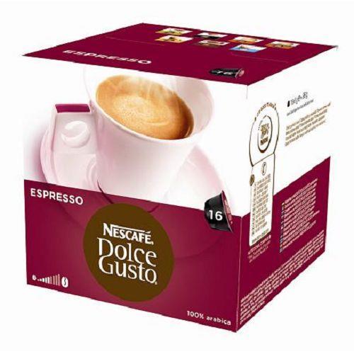 雀巢DOLCE GUSTO 義式濃縮咖啡膠囊16顆入