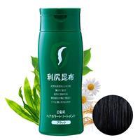 Sastty 利尻昆布染髮劑_黑色 日本第一台灣代理 植萃染髮