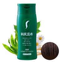 Sastty 利尻昆布染髮劑_咖啡色 (深棕色) 日本第一台灣代理 植萃染髮