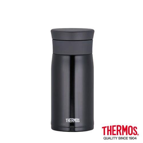 THERMOS 膳魔師 0.35L不銹鋼真空保溫杯JMZ-350-BK JMZ350BK