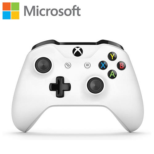 Microsoft 微軟 XBOX ONE 特別版藍牙無線控制器 白