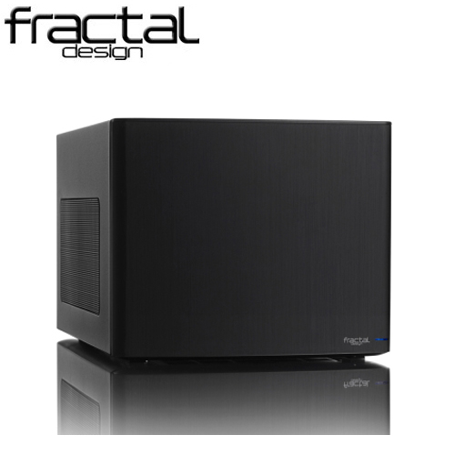 Fractal Design Node 304 多媒體/HTPC機殼(永夜黑)