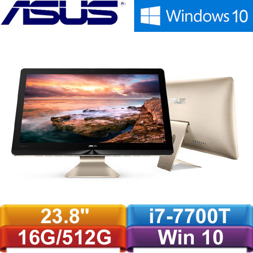 ASUS華碩 24吋 Zen AiO Pro Z240IEGT-770GA001T AiO電腦