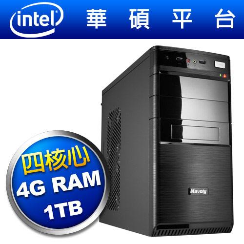 華碩平台【亂武聖靈】四核效能電腦