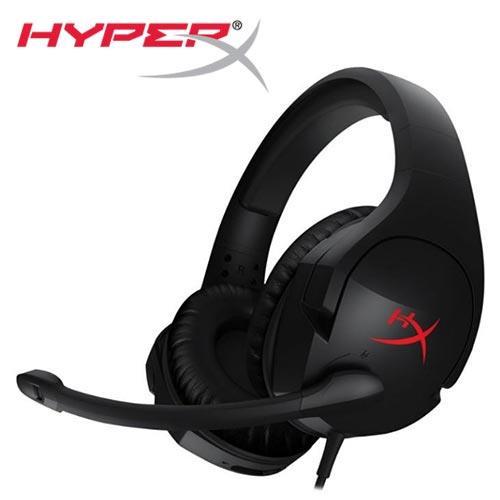 HyperX Cloud Stinger 電競耳機(HX-HSCR-BK/AS)【送耳麥盒+環保袋】