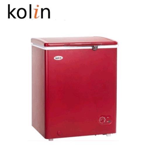 KOLIN 歌林 KR-110F02臥式冷凍櫃