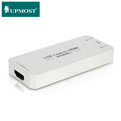 UPMOST登昌恆 USB Capture HDMI Gen2 USB3.0影像擷取器