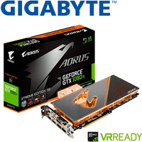 GIGABYTE技嘉 AORUS GeForce® GTX 1080 Ti Waterforce WB Xtreme Edition 11G 顯示卡