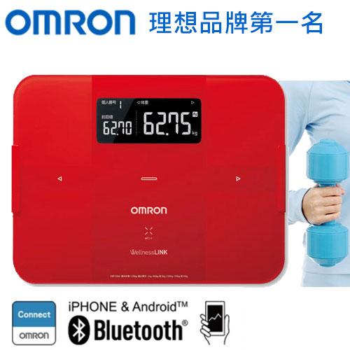 OMRON歐姆龍 HBF-254C 體重體脂肪計【原價:5480▼降1190】