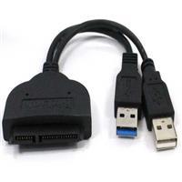 USB3.0轉SATA 2.5吋硬碟轉接線