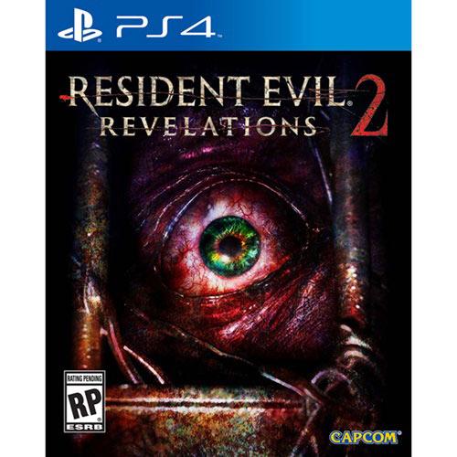 【客訂品】PS4遊戲《惡靈古堡:啟示 2》中英文合版【動作冒險】