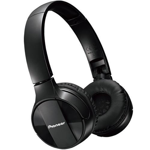 Pioneer SE-MJ553BT(黑)藍牙音樂耳機
