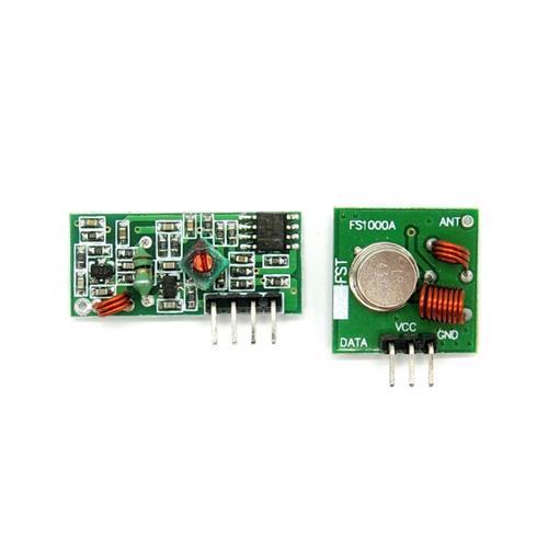 433MHZ無線發射/接收模組