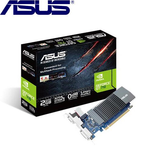 ASUS華碩 GT710-SL-2GD5 顯示卡